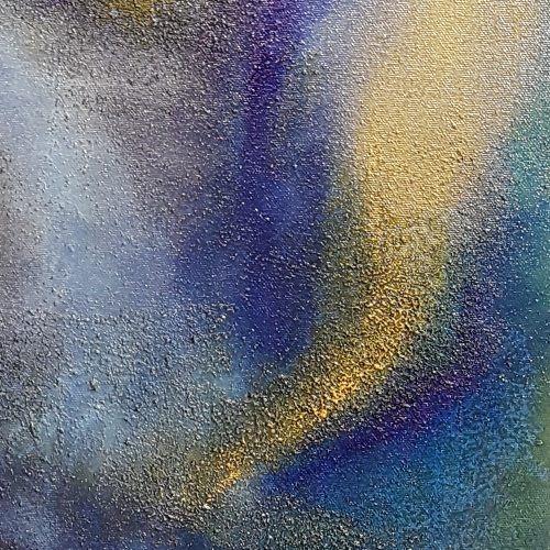 Blue detail 1